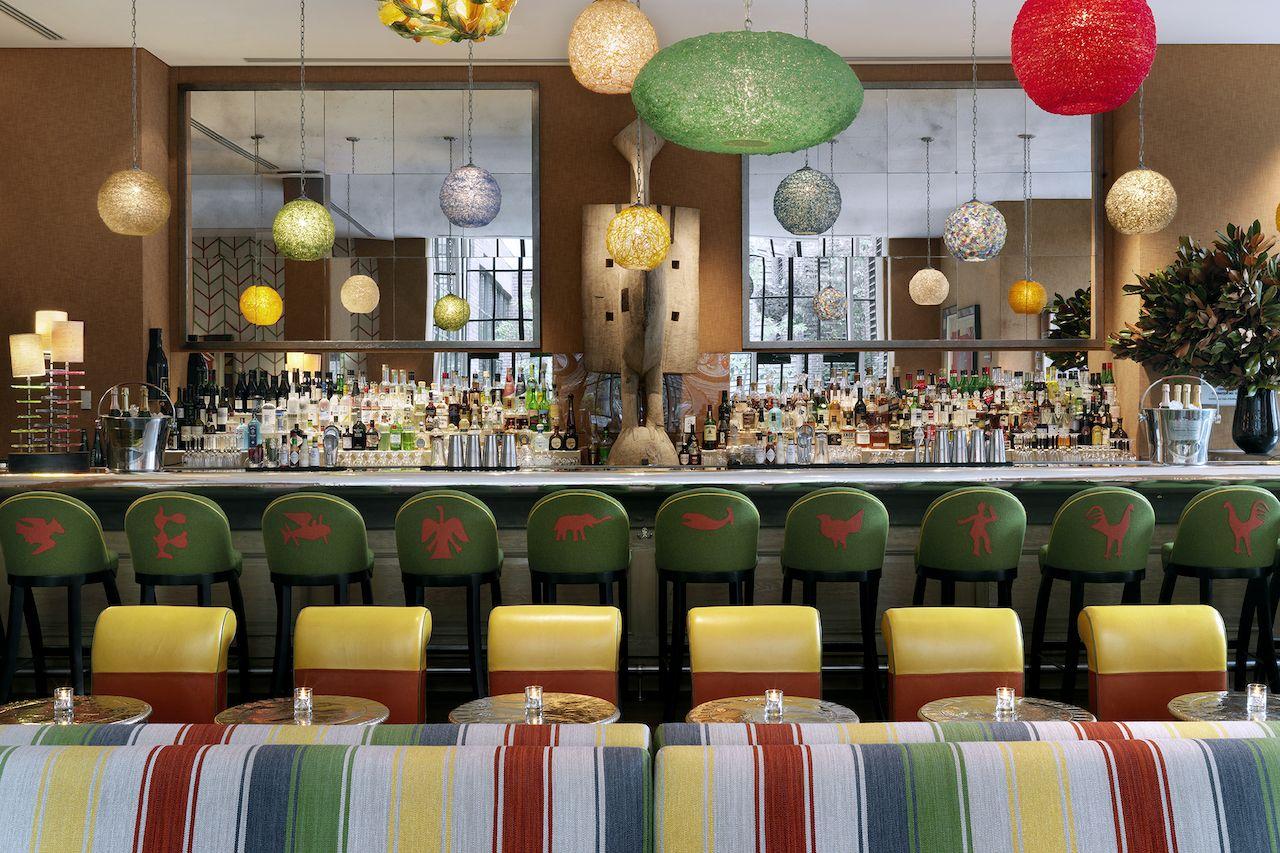 crosby street hotel bar