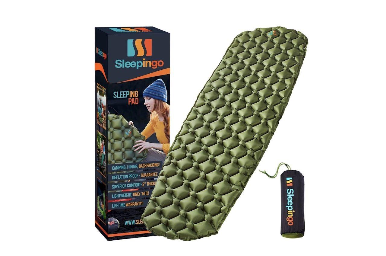 Fall Camping Gear Sleepingo Sleeping Pad