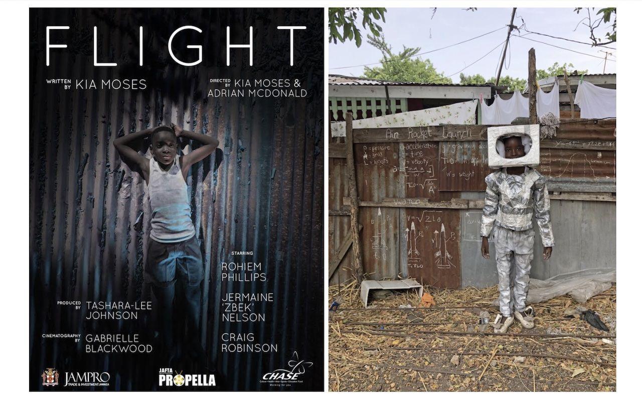 Festival International du Film Panafricain de Cannes Film Flight