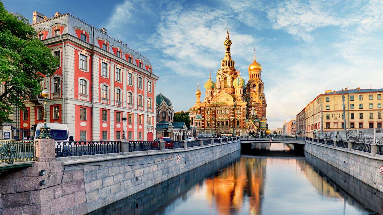 Gay friendly places Eastern Europe Russia St Petersburg
