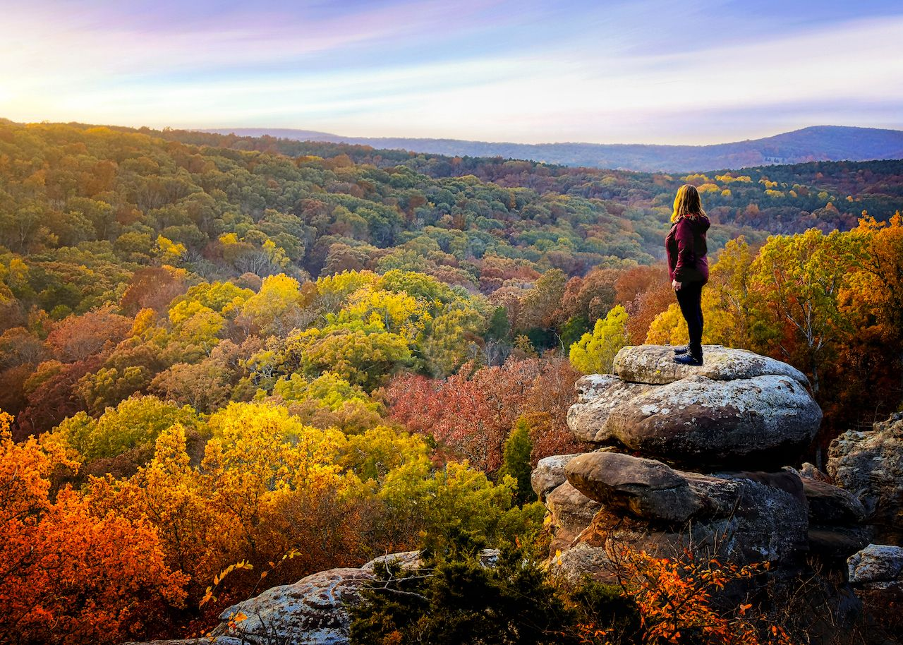 The most strenuous hikes in America's flattest states