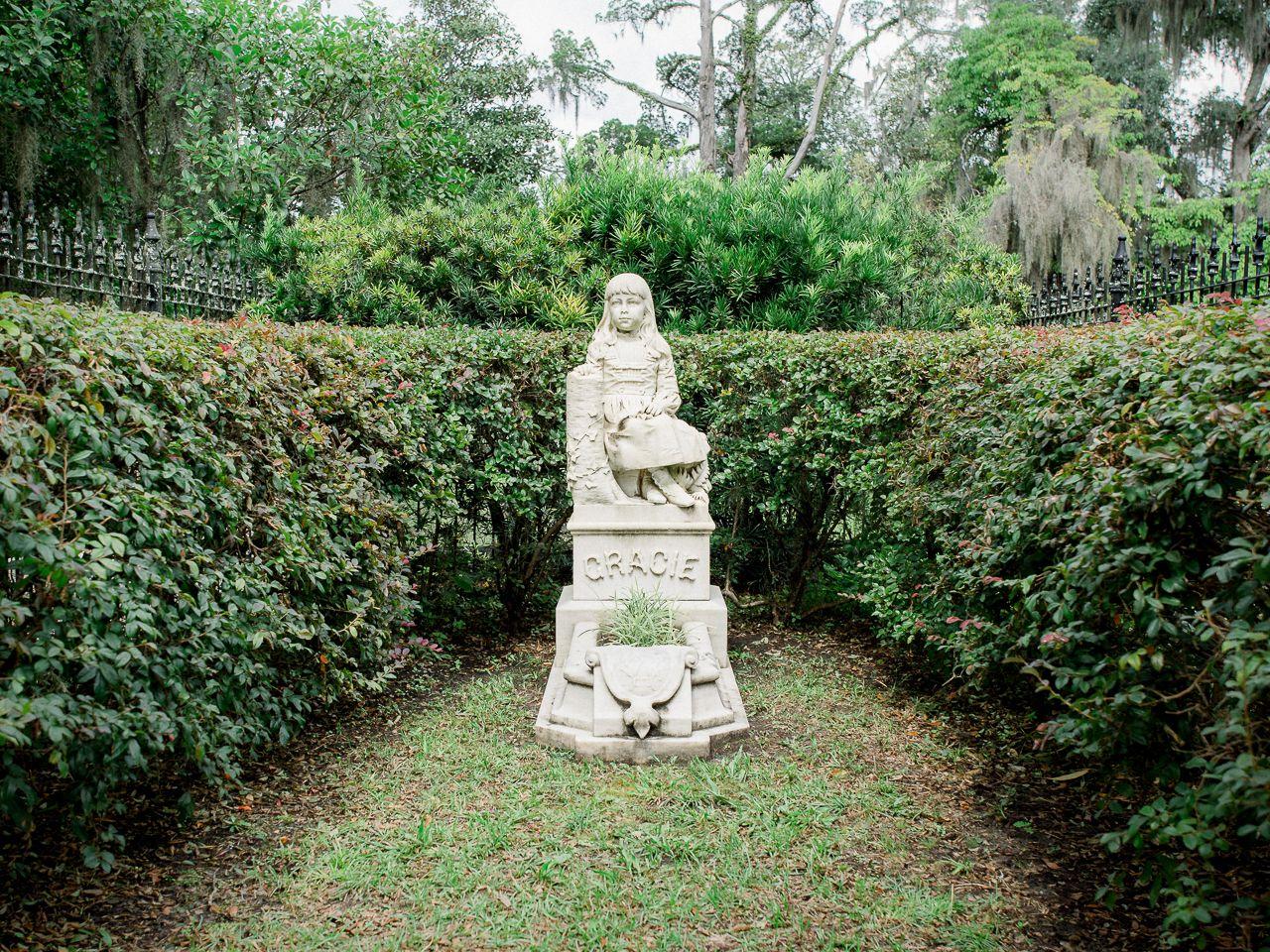 Historic Sites Savannah Bonaventure Cemetery