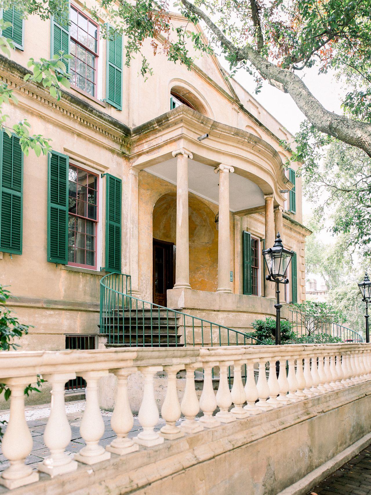 Historic Sites Savannah Owens Thomas House
