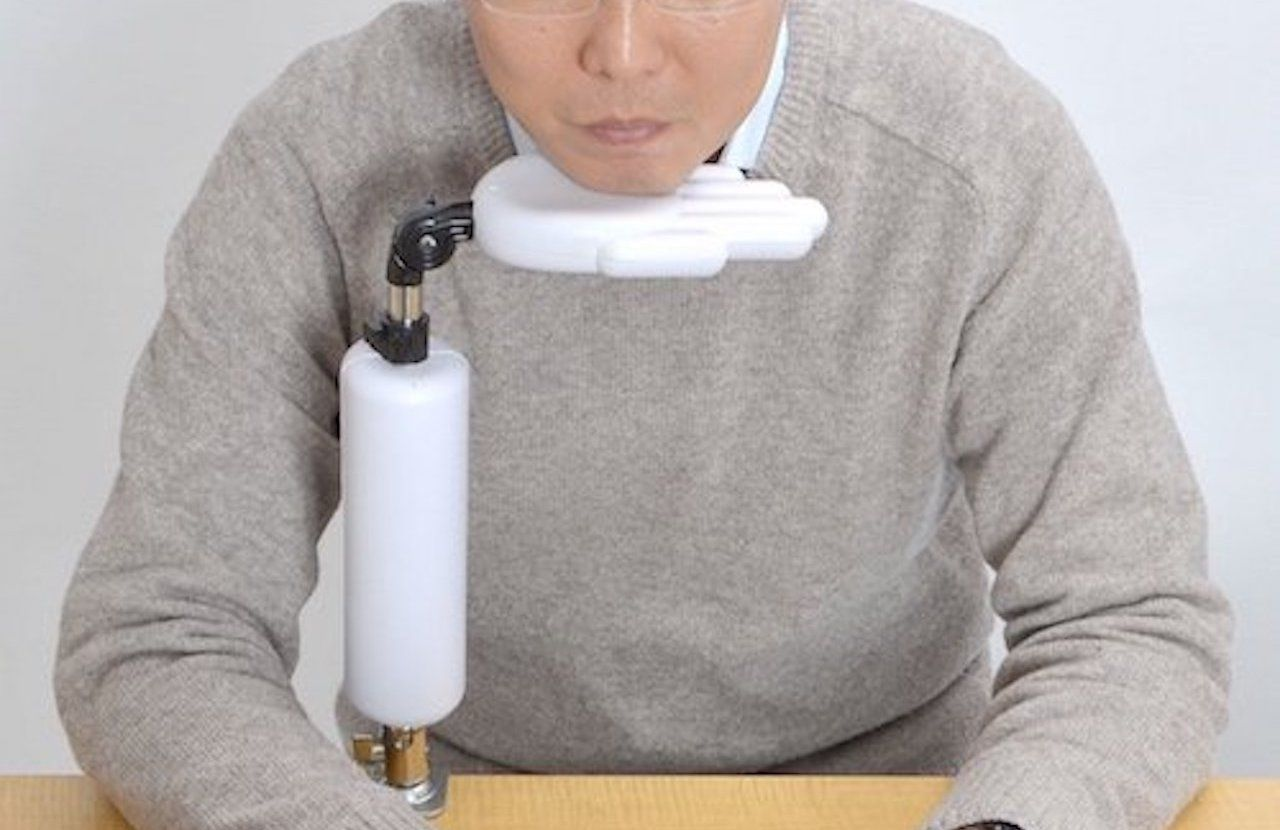 Japanese inventions arm-hand rest thanko