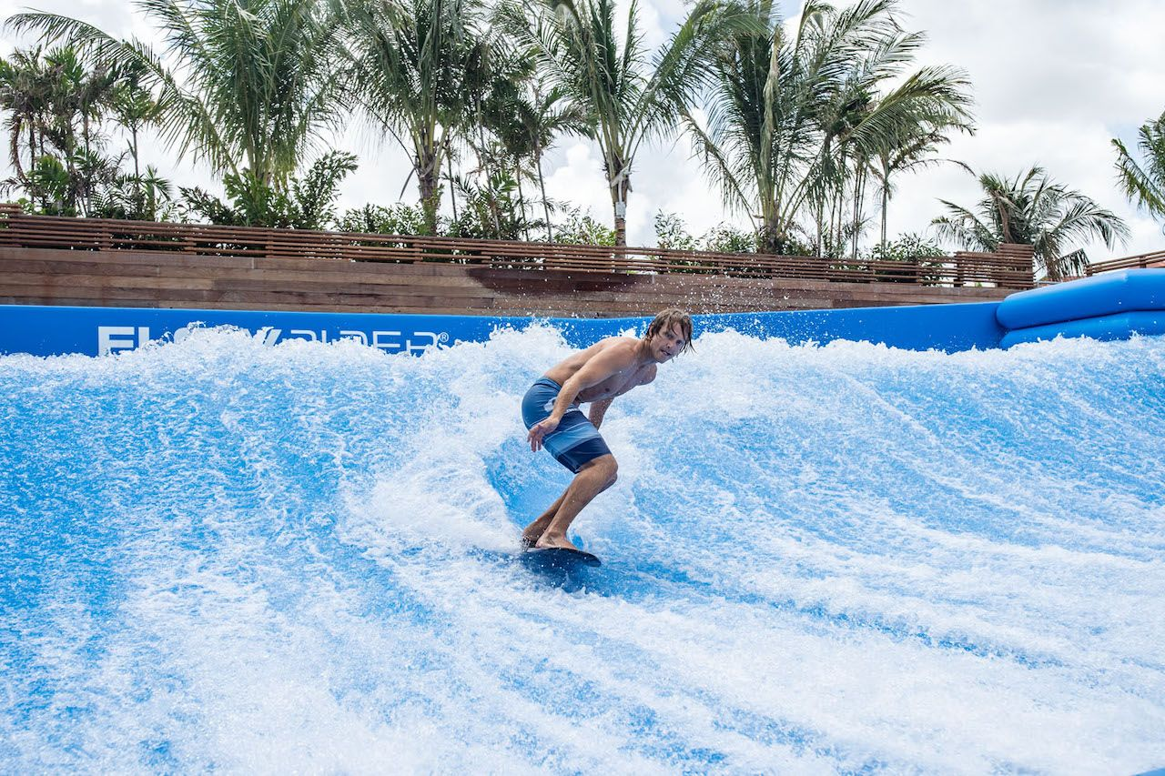 baha bay surf simulator