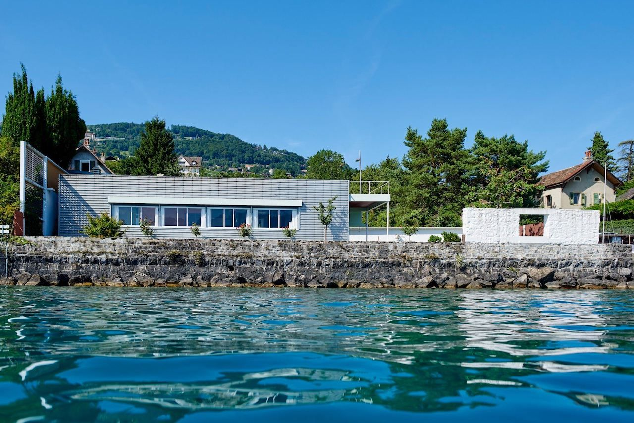 UNESCO-listed Architectural Work of Le Corbusier in Switzerland