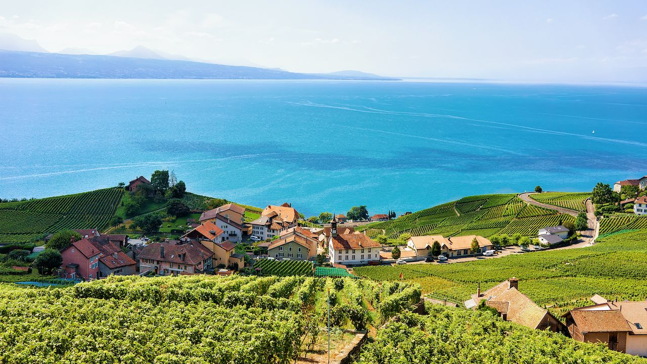 This road trip will take you to Switzerland's most beautiful UNESCO sites