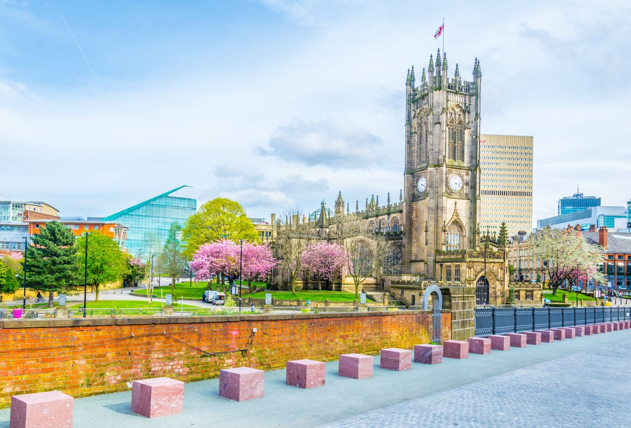 Cathedral of Manchester