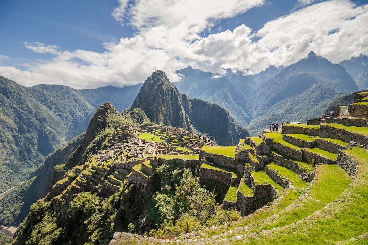 Watch: This immersive experience takes you through the first virtual walk-through of Machu Picchu