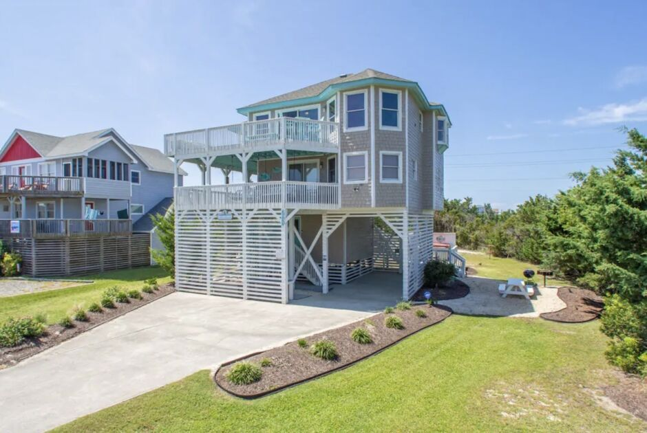 avon southern charm outer banks budget airbnbs