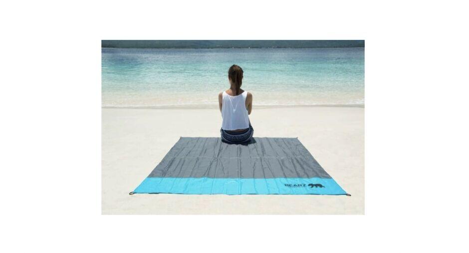 bearz outdoor travel towel small travel items