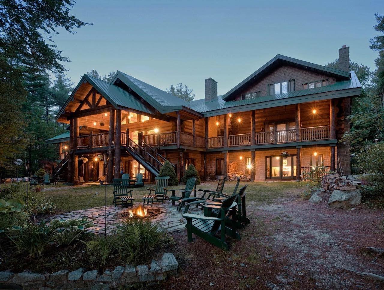 best stargazing places trout point lodge