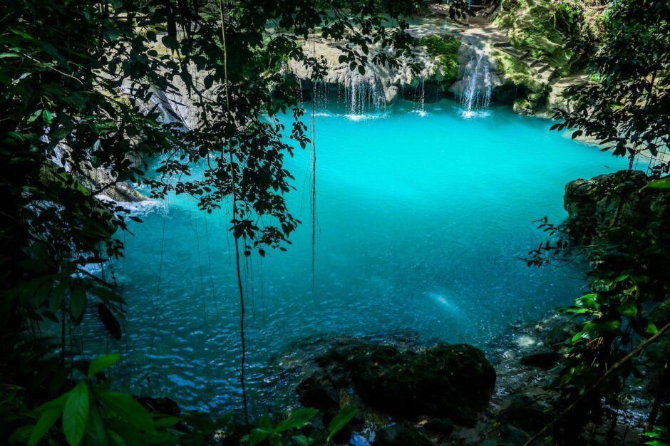 blue lagoon portland jamaica