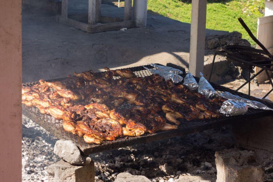boston bay jerk chicken portland jamaica