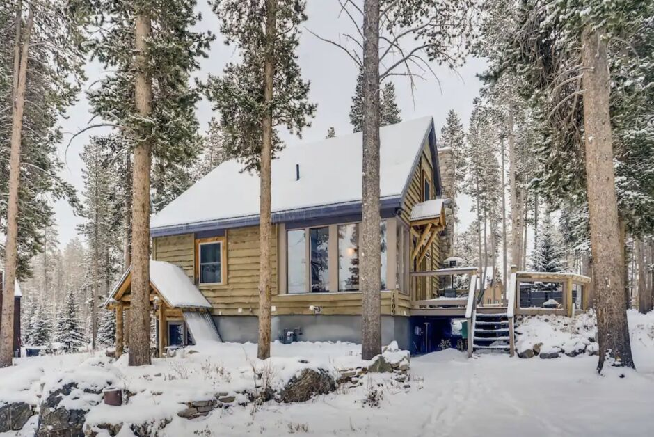 breckenridge home on mountain summit county airbnbs