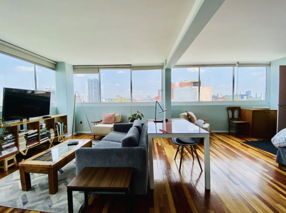 condesa apartment best airbnbs for dia de los muertos