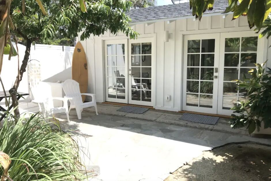 cute casita california yoga retreat airbnbs
