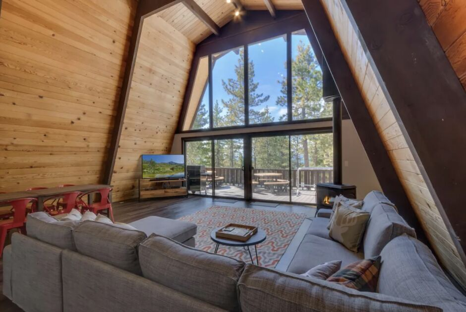 dollar point home lake tahoe airbnbs
