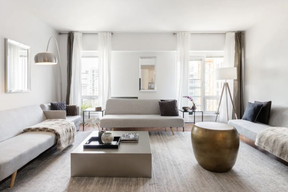 downtown apartment bachelorette party airbnbs in montreal