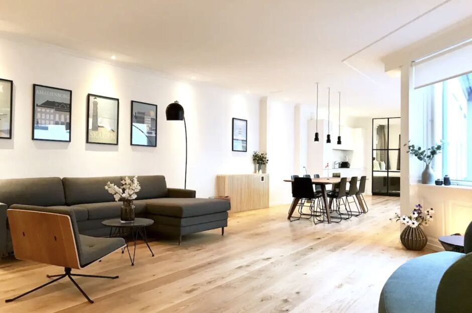 five star centrally located hygge copenhagen airbnbs
