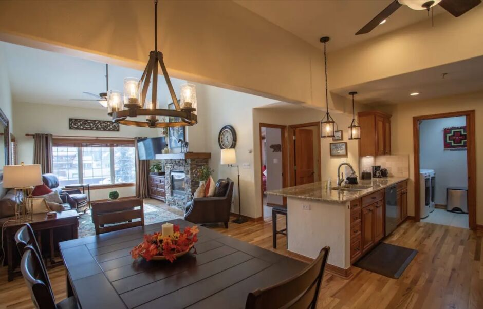 frisco main street summit county airbnbs