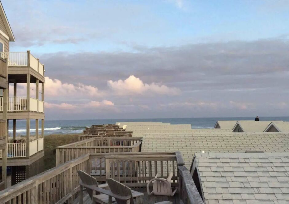 hatteras cabana house outer banks budget airbnbs