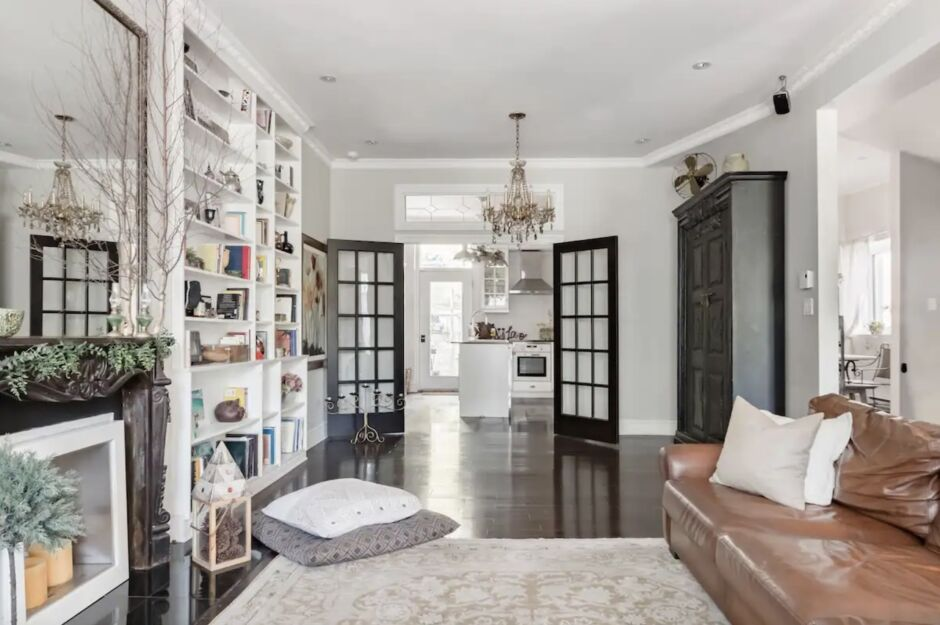 heritage house bachelorette party airbnbs in montreal