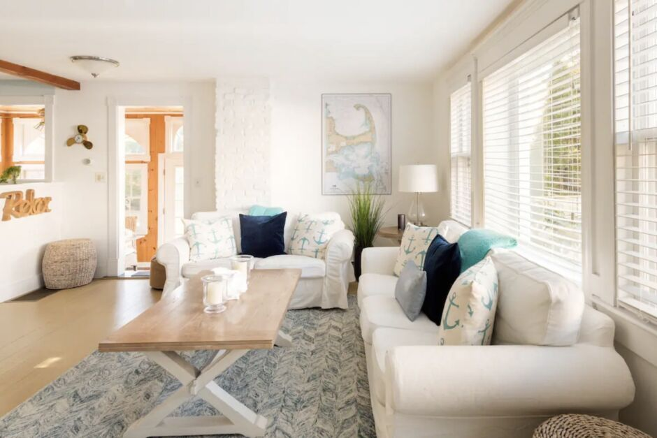 home for large groups cape cod airbnbs