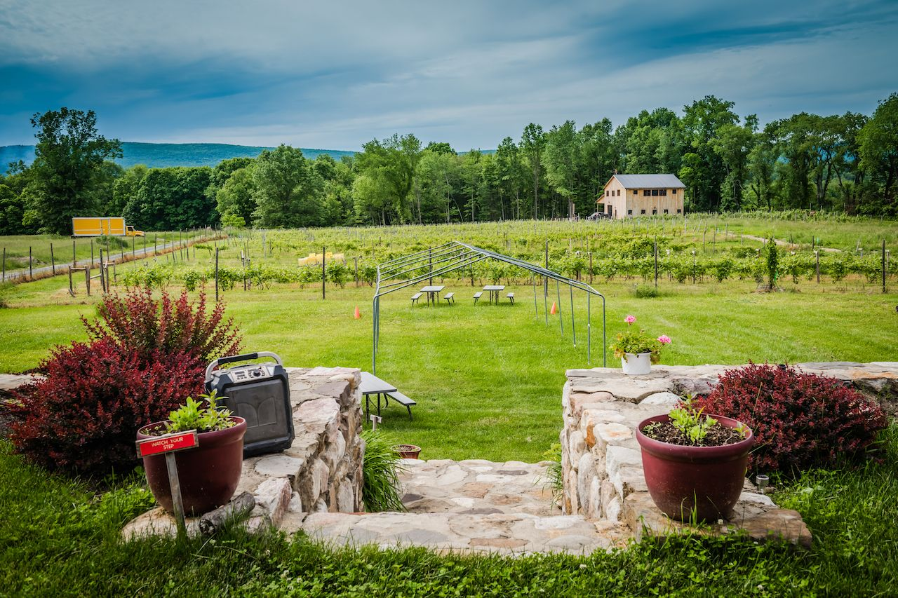 hudson valley new york winery