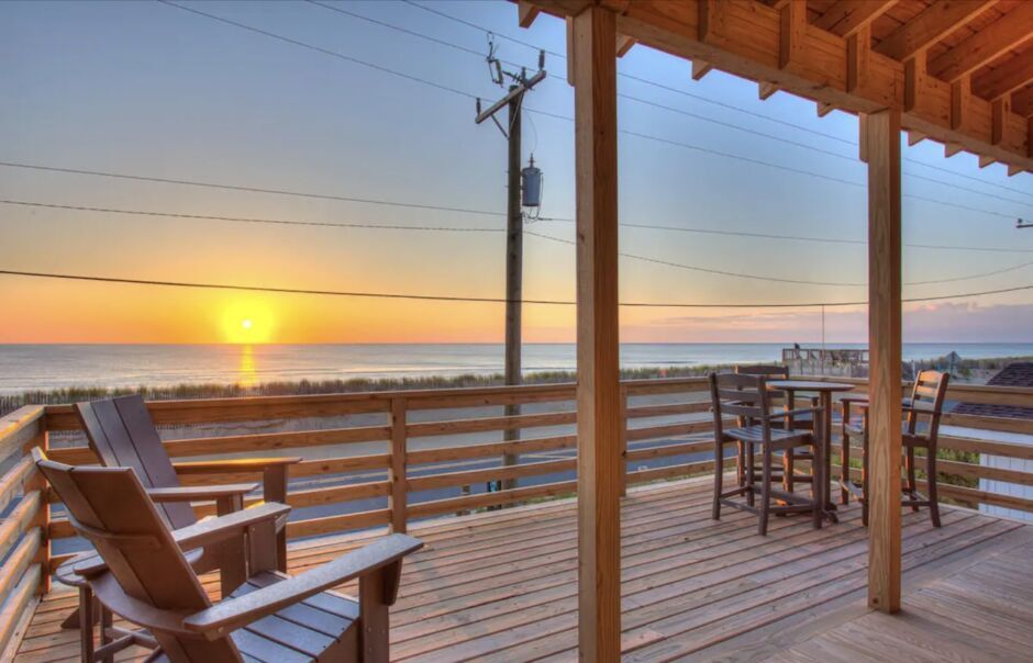 kitty hawk outer banks budget airbnbs
