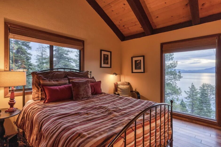 lake view home lake tahoe airbnbs