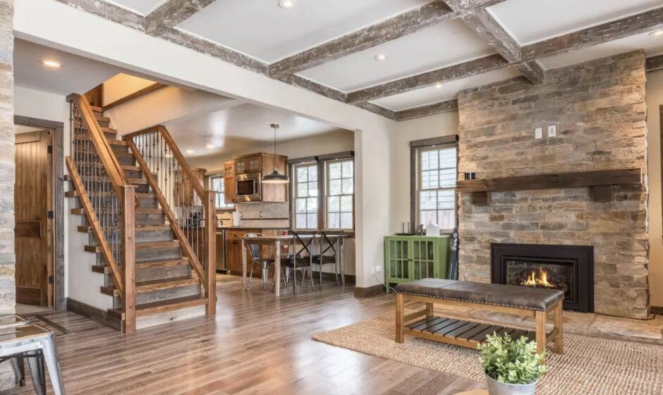 large south lake tahoe airbnbs