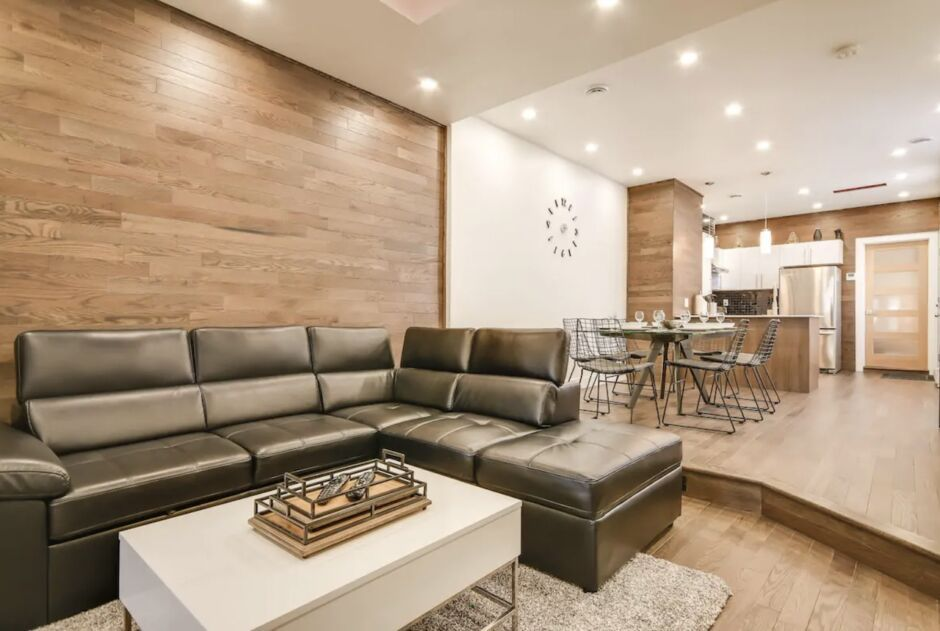 le complet bachelorette party airbnbs in montreal