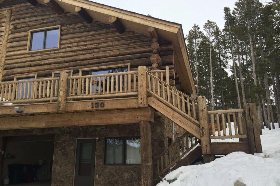 log haven breckenridge summit county airbnbs