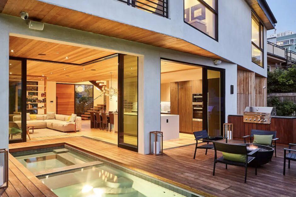 ocean breeze california yoga retreat airbnbs