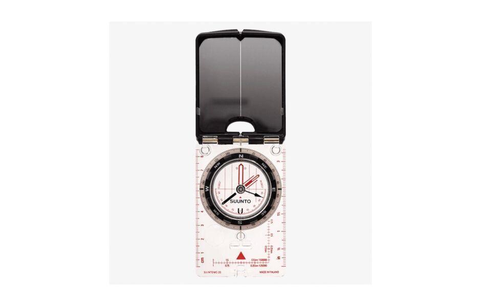 suunto mirror compass small travel gear