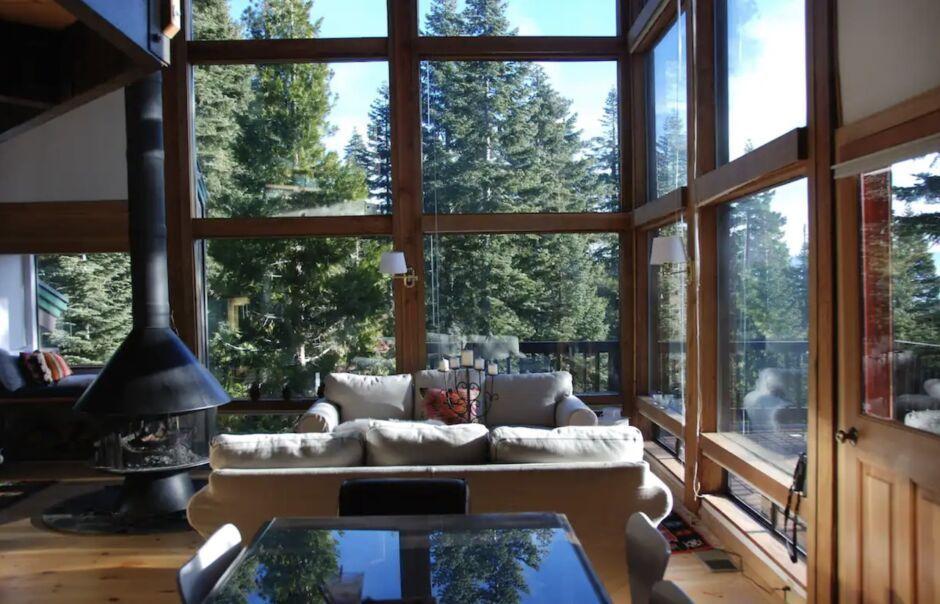 tahoe city homewood lake tahoe airbnbs