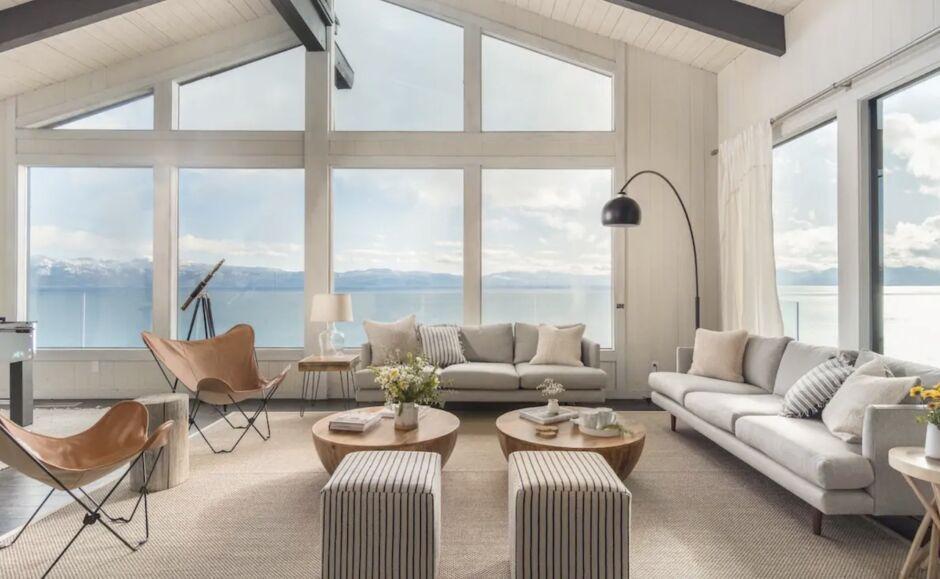 tahoe vista home lake tahoe airbnbs