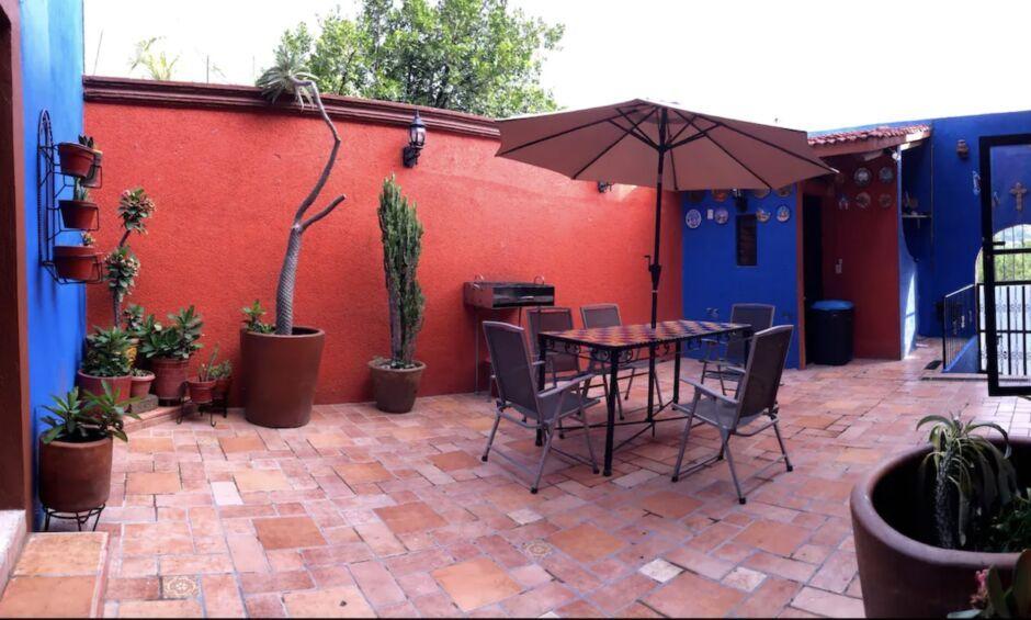 terrace house best airbnbs for dia de los muertos