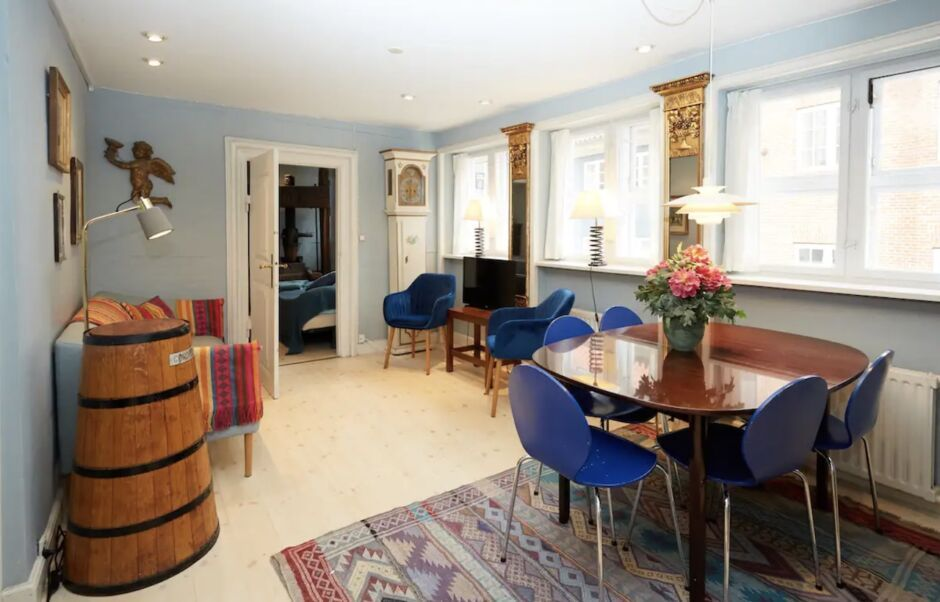 three bedroom flat downtown hygge copenhagen airbnbs
