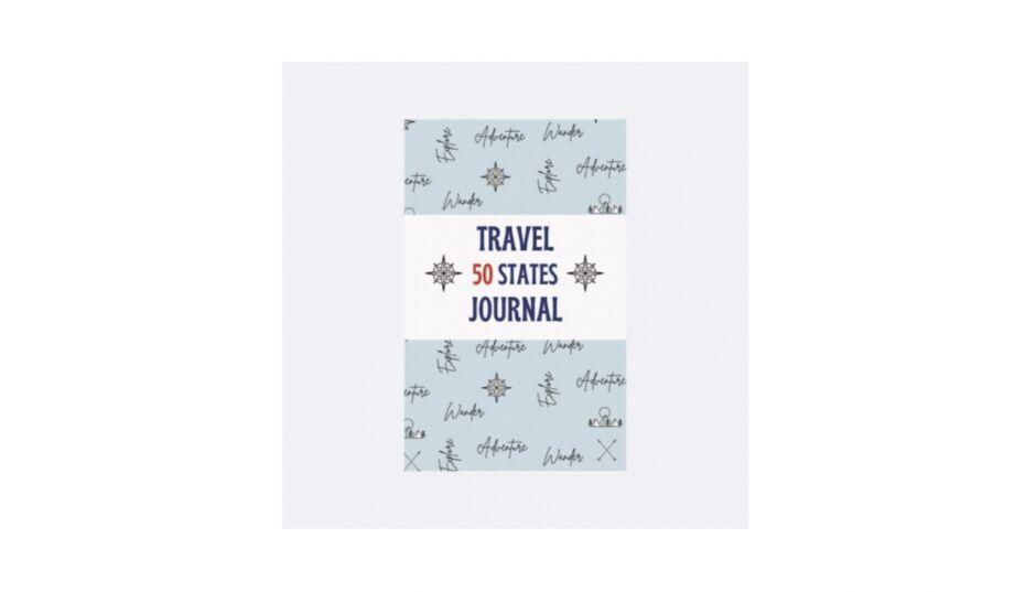travel 50 states journal best travel journals