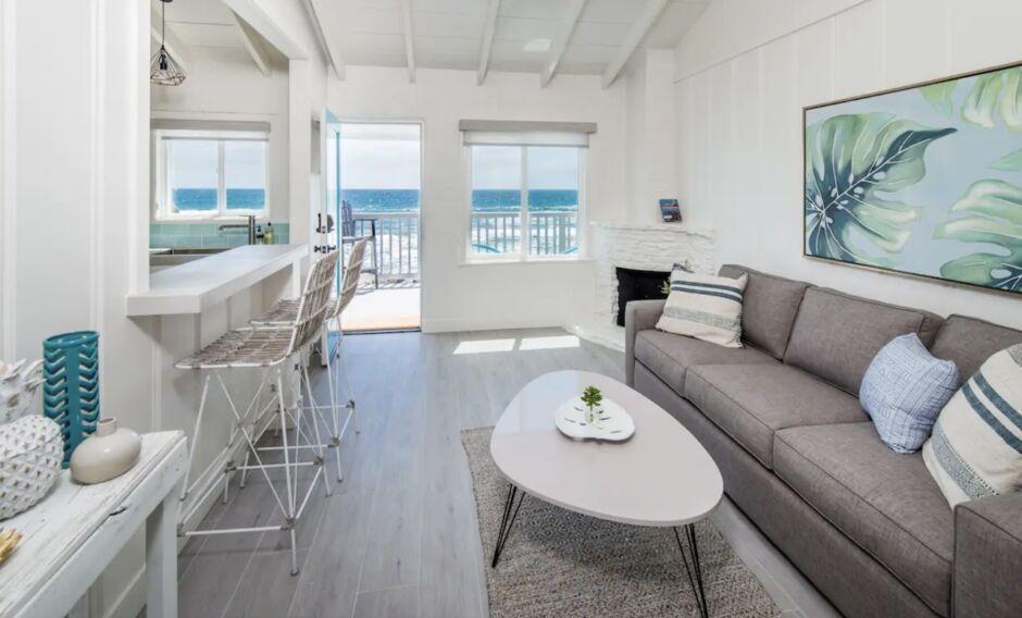 vintage villa california yoga retreat airbnbs