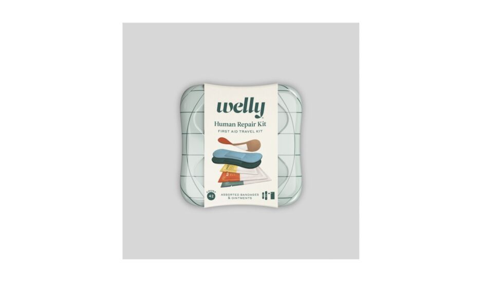 welly travel first aid kit small travel gear