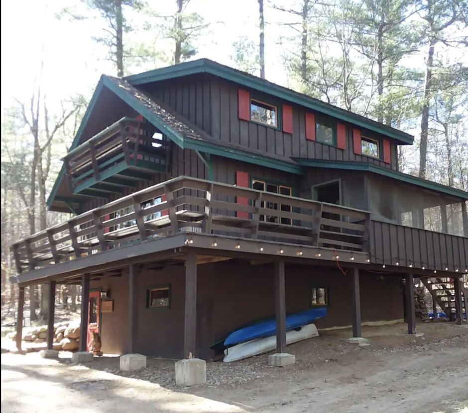 whiteface mountain new york airbnbs to see fall foliage