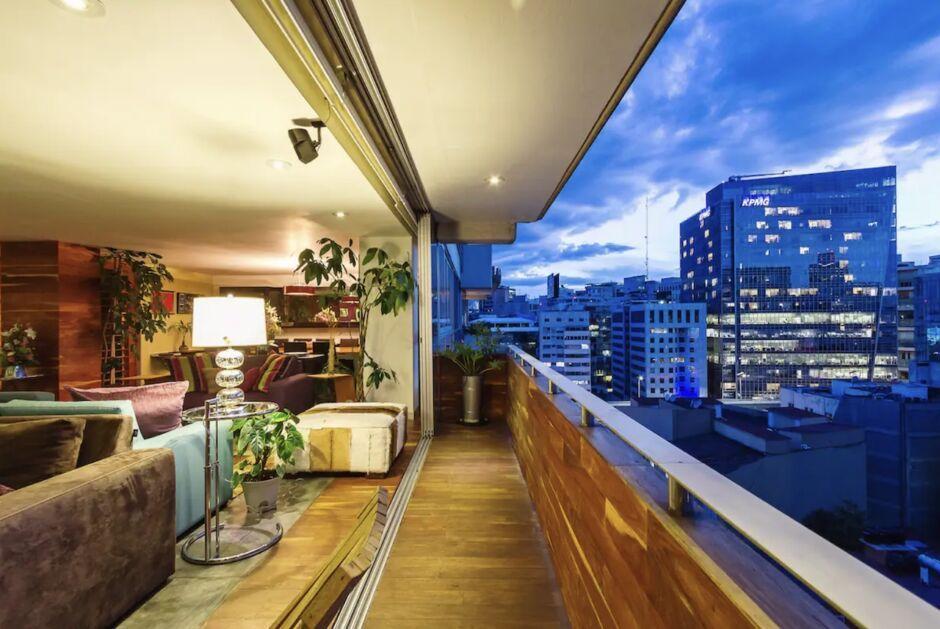 11th floor retreat polanco airbnbs