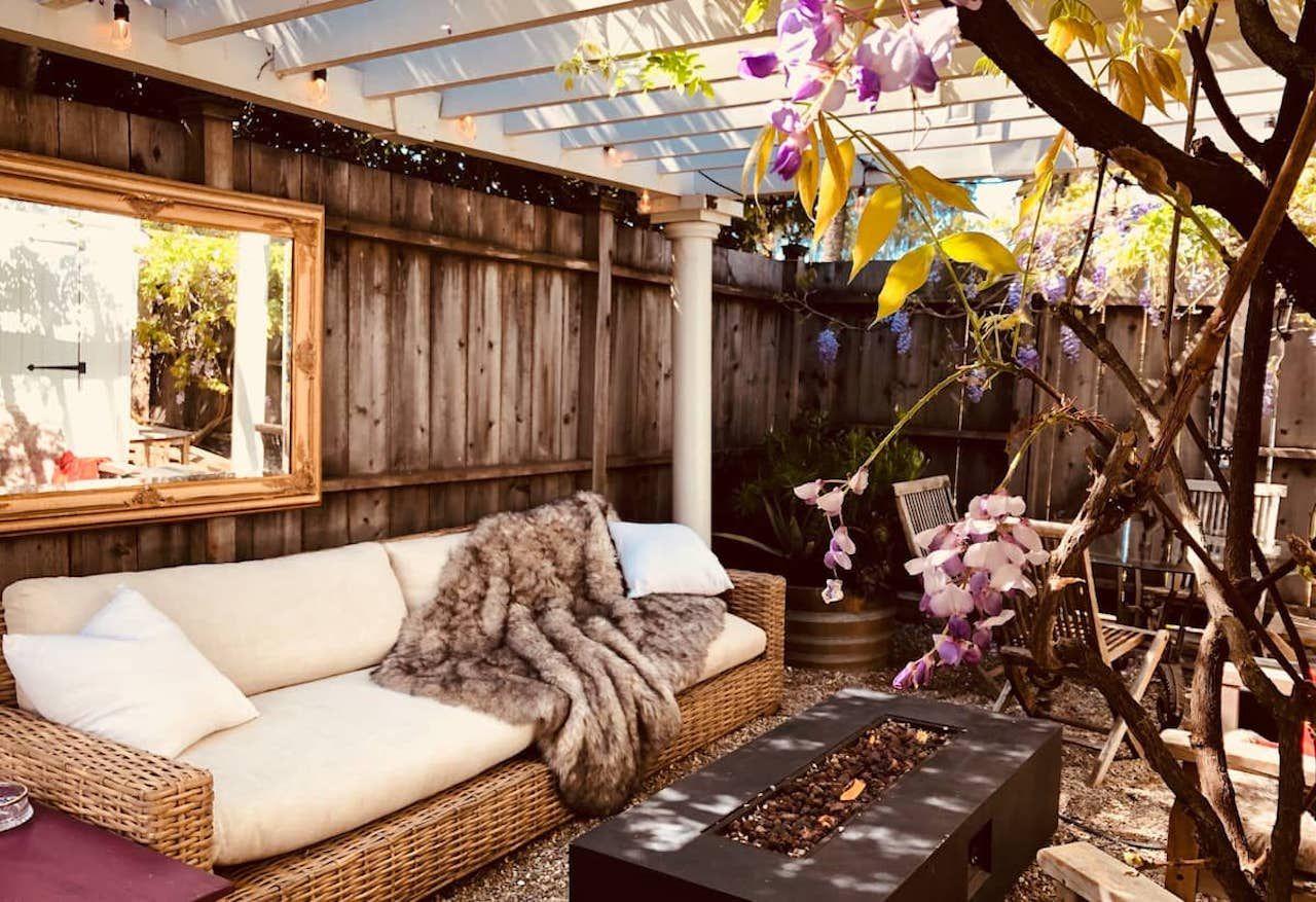 Christmas Airbnbs Santa Barbara