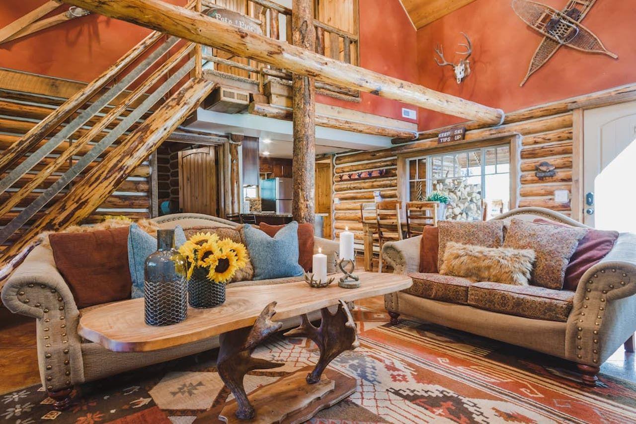 Christmas Airbnbs Utah Park City