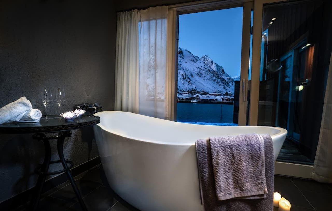 Lux Cabin Airbnb Lofoten