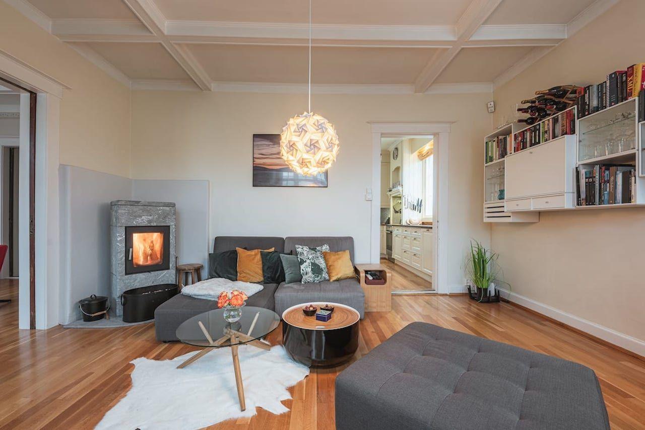 Luxury three-bedroom apartment in Tromsø