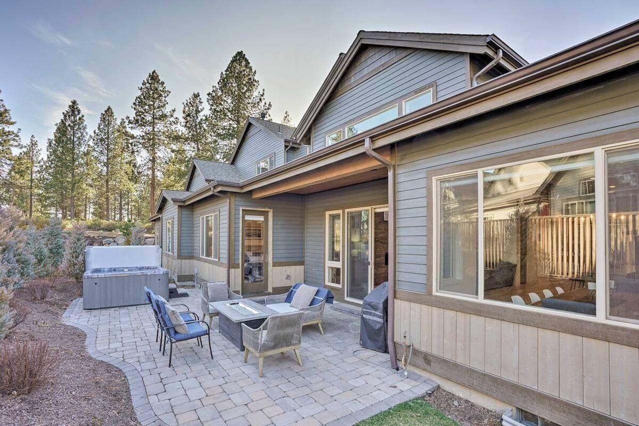 Pacific Northwest Airbnb Bend Oregon
